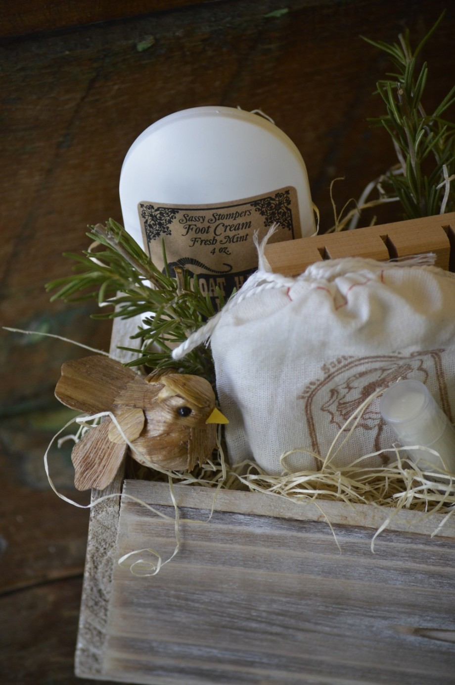 Goat Haus Gift Baskets | Cebolla Fine Flowers