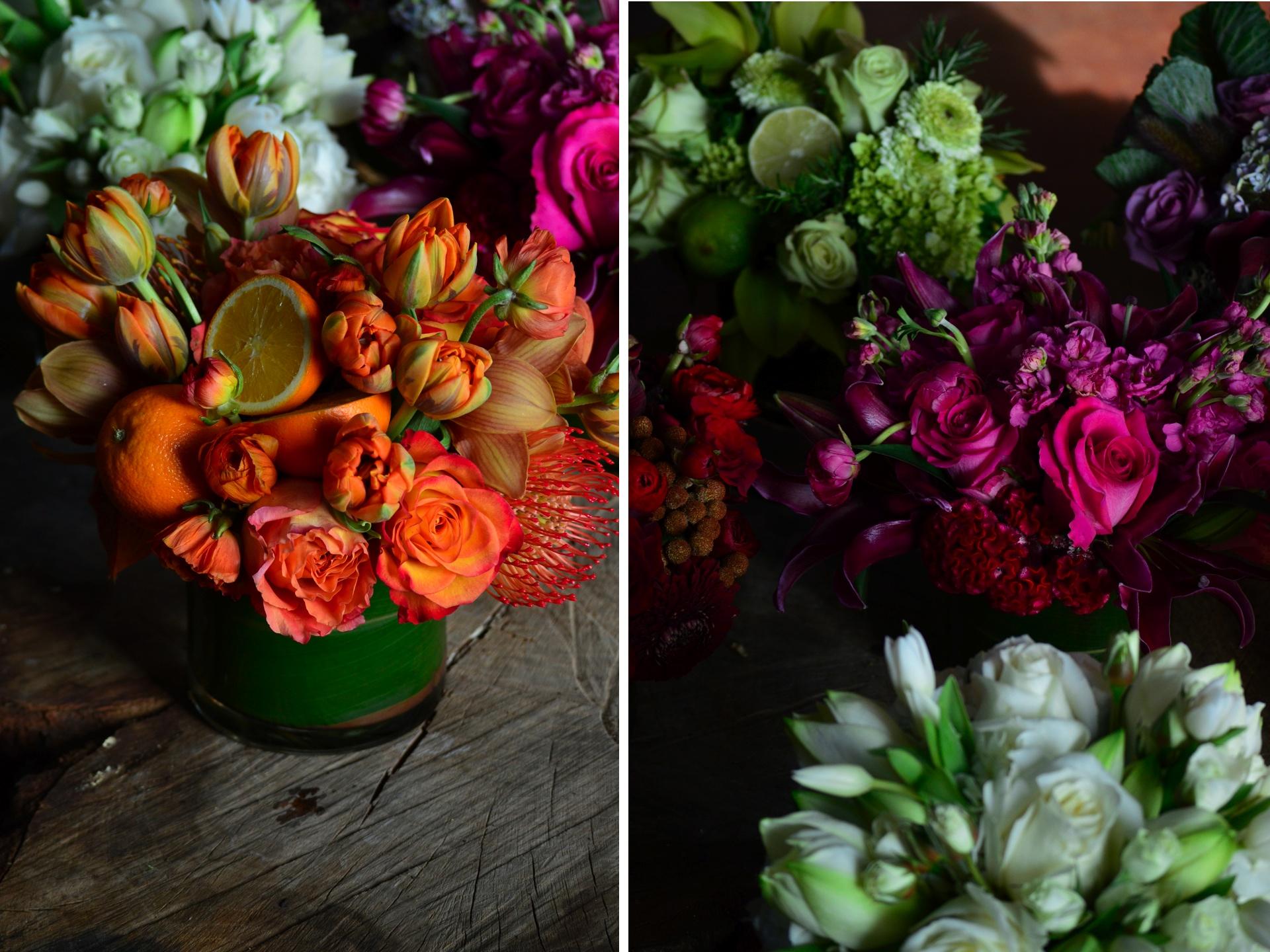 Monochromatics fine flowers | cebolla fine flowers
