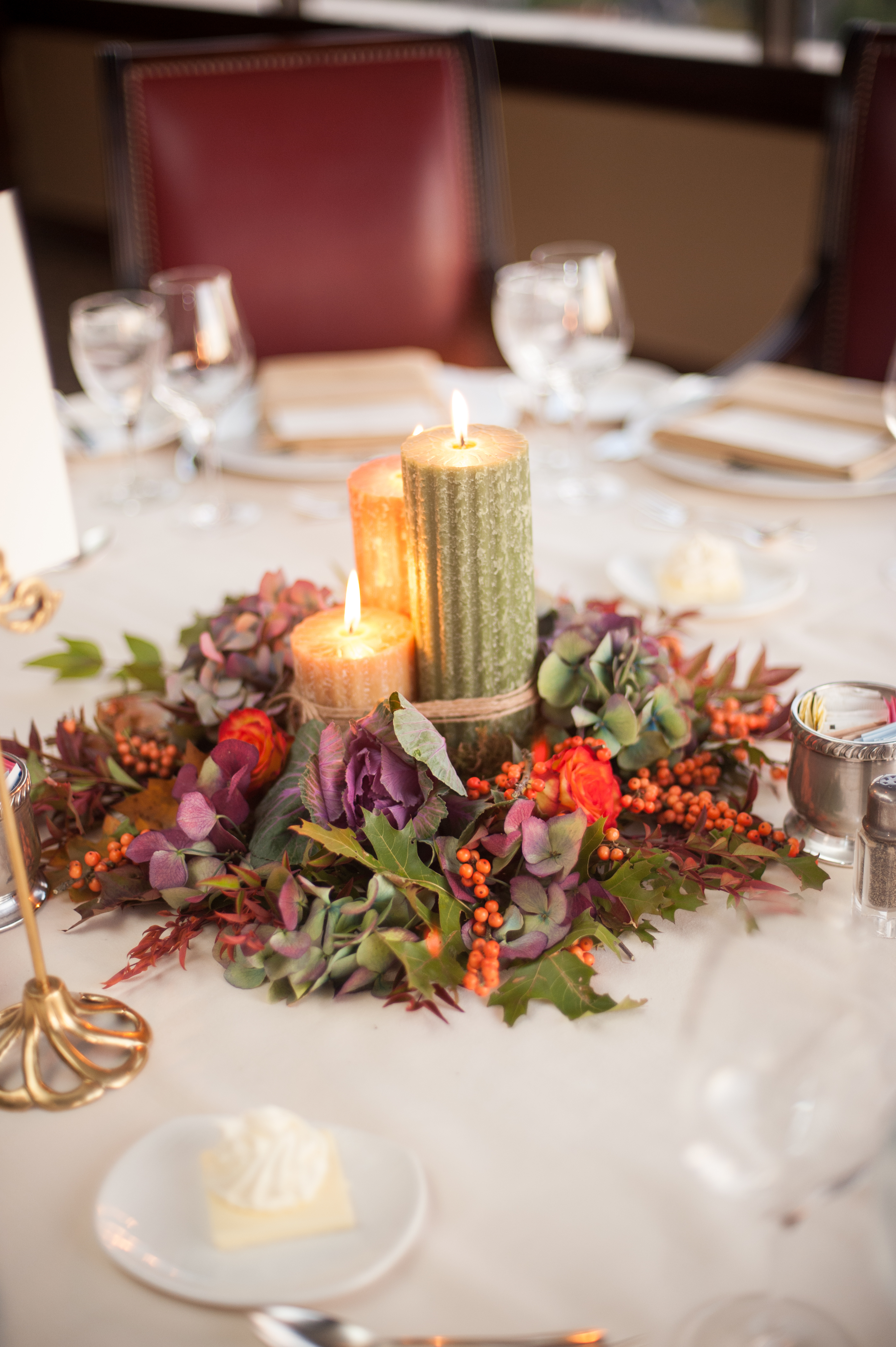 fall rehearsal dinner at the park city club cebolla fine flowers. Black Bedroom Furniture Sets. Home Design Ideas