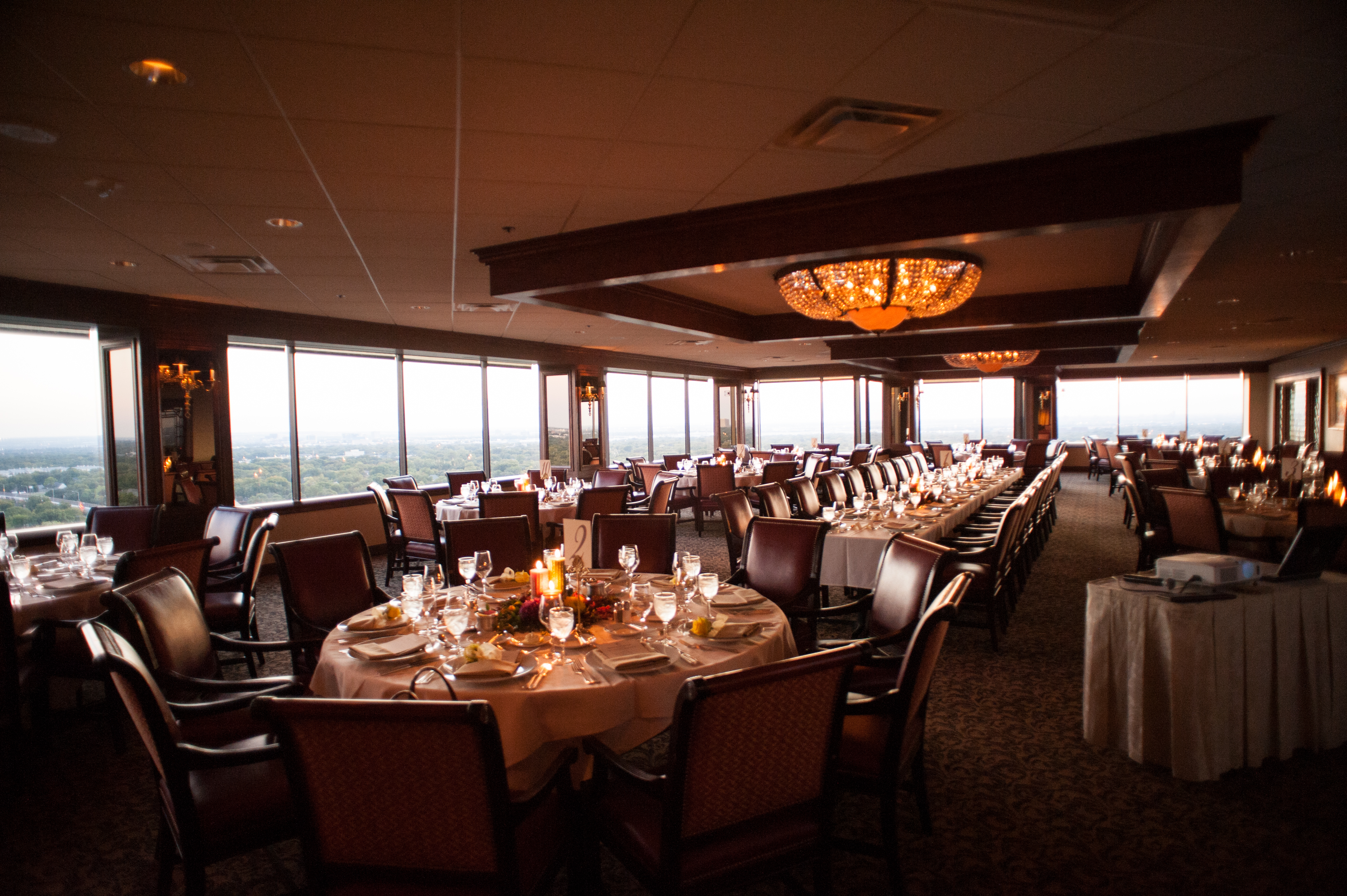 Fall Rehearsal Dinner At The Park City Club